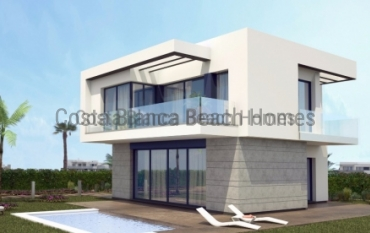 Best New built villas in Costa Blanca from 200,000 euros