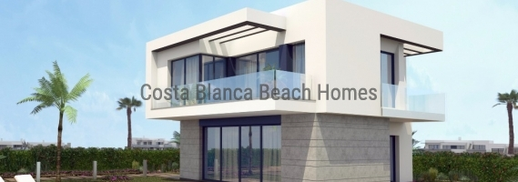 Best New built villas in Costa Blanca