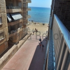 Sea views from balcony, appartment in Torrevieja, Alicante