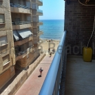 Views from the terrace, appartment 3 beds in Torrevieja, La Mata, Alicante