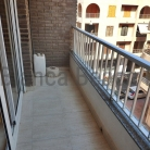 Terrace, appartment in the beach of La Mata, in Torrevieja, Costa Blanca