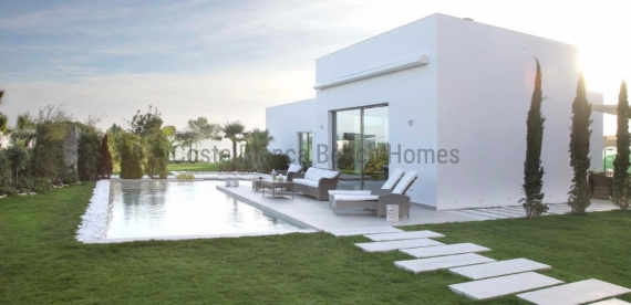 Luxury Villa - New Construction - Orihuela-Costa - San Miguel de Salinas