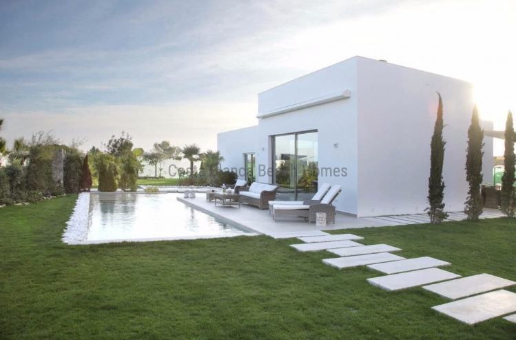 New Construction - Luxury Villa - Orihuela-Costa - San Miguel de Salinas
