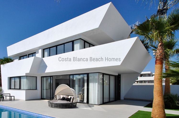 New Construction - Luxury Villa - San Fulgencio