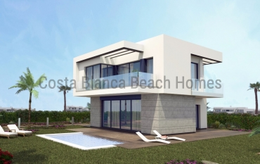 Luxury Villa - New Construction - Los Montesinos - Los Montesinos
