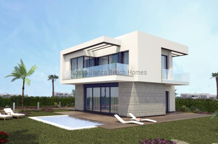 New Construction - Luxury Villa - Los Montesinos