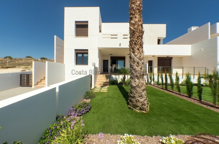 New Construction - Semi-detached house - Algorfa