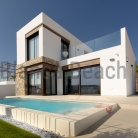 New Construction - Luxury Villa - Algorfa