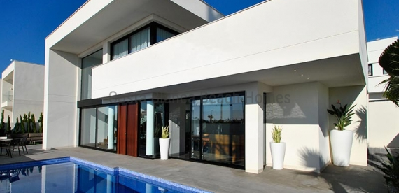 Luxury Villa - New Construction - Rojales - Rojales