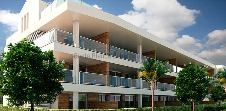De Nouvelle Construction - Appartement - Javea