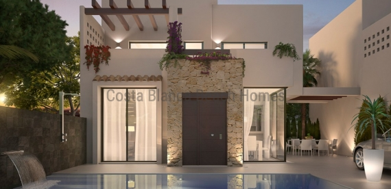 Luxury Villa - New Construction - Guardamar Del Segura - Guardamar Del Segura