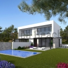 New Construction - Semi-detached house - Orihuela-Costa - Dehesa de Campoamor