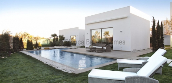 Luxury Villa - New Construction - Orihuela-Costa - Dehesa de Campoamor