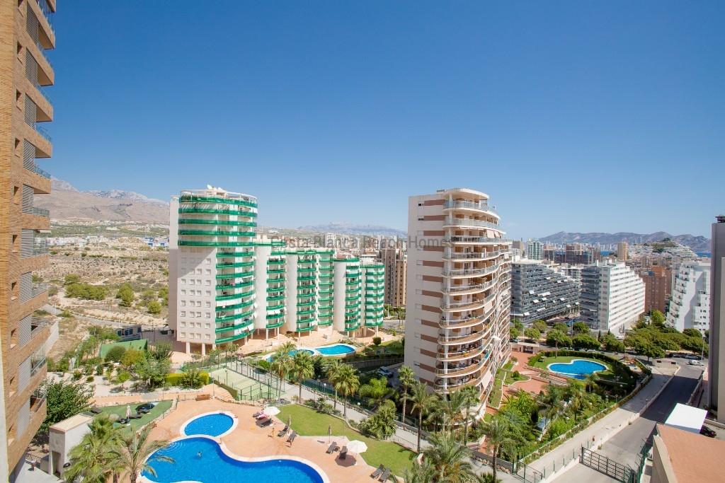 Venta de piso con vistas al mar en benidorm - Compro apartamento en benidorm ...
