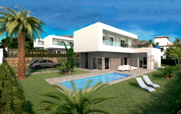 Luxury Villa - New Construction - Benidorm - Benidorm