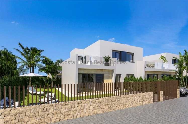 New Construction - Semi-detached house - Torre de la Honradada - Torre